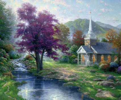 Stream and Church