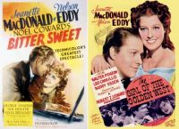 Bittersweet ~ 1940 and The Girl of the Golden West ~ 1938