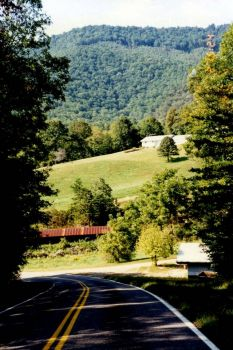 Theme:Mountains -  Brasstown, North Carolina