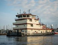 River Towboat: Motor Vessel Dan Reeves