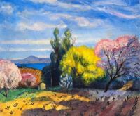 Spring in St Tropez by Charles Camoin