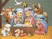 A Sweet Nativity