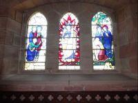 Stained glass windows  - Scottish Highlands
