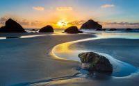 Sandy Sunrise