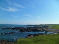 Scotland: Scurdie Ness Rock Pools (Two)