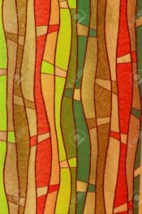 15285067-Stained-glass-church-window-Stock-Photo-abstract