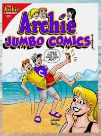 Archie Double Digest #301 Summer Fun