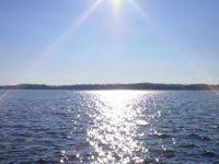 huddleston sunlit waters