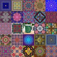 Kaleidoscopes  205a