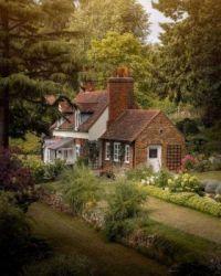 Country Cottage Old Hatfield, Hertfordshire, England
