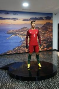 Ronaldo Museum Funchal P