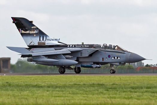 Tornado GR4 (Shiny Two) 2012 Livery