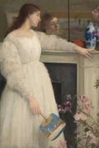 James Whistler: Symphony in White No 2: The Little White Girl