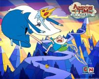 Ice King, Finn, and Jake
