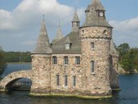 Gatehouse to Boldt Castle, Ontario