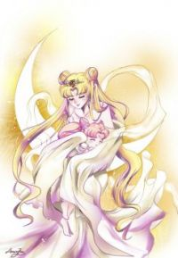 queen serenity and princess rini