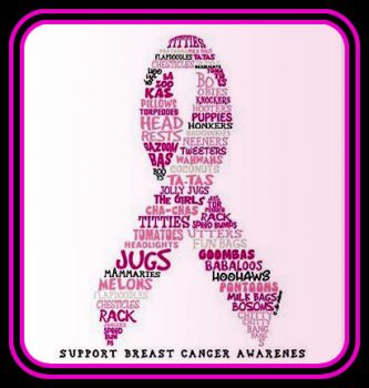 Whatever You Call Them, Support Breast Cancer Awareness