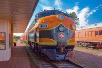 Wisconsin & Great Northern tourist train