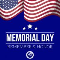 MEMORIAL DAY, Remember & Honor 2021