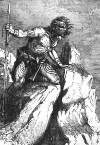 Caledonian Pict