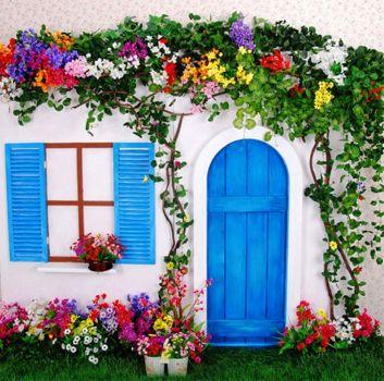 Themes: Blue Door & Shutter