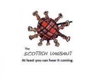 "Covid ""Scottish variant """