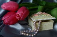 Tulips And Pearls