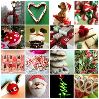 Christmas inspiration by katiescrapbooklady on flickr