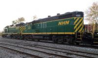 NHN GP38-2 and GP18