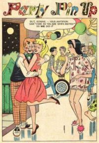 Archie Party pinup