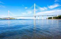 Russky Bridge, Russia $1.1 billion