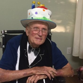 My almost 100 year old brother