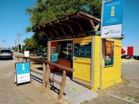 Tourist Info Booth