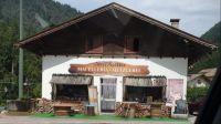 Butcher shop, Trentino, Italy