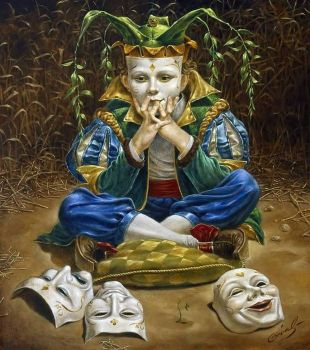 Michael Cheval #2