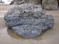 Same rock, different side.  Bandon, Oregon coast