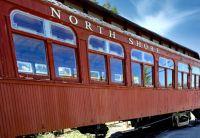 Duncans Mill North Shore train car