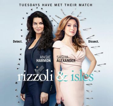 rizzoli&isles Detect & Dissect