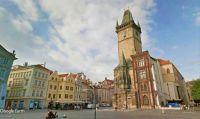 Blobs Czeching out Prague...