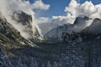 Yosemite after storm