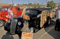 '37 Chevrolet Woodie