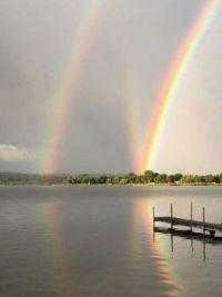 Portage Lake in Mi....  Photo by Darci Arnold