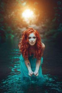 3  ~  'Magical in Copper & Blue'