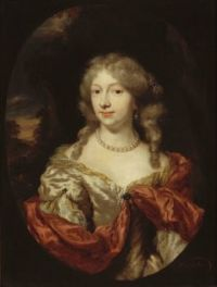 Portrait of a young lady 1678