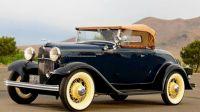 Ford V8 Roadster-1932