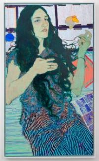 Girl with Flowing Hair -Hope Gangloff