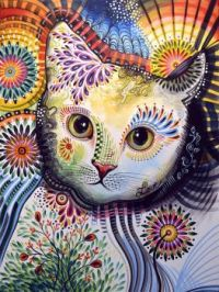 abstract-cat-art