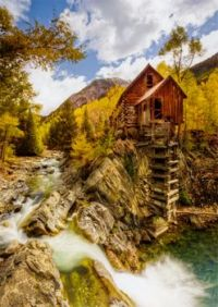 Old Crystal Mill, Marble, CO