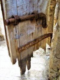 Battered Door