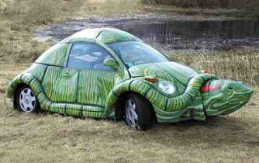 turtlecar